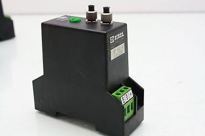 Dinel Af400a Fiber Optic Sensor Din Rail Mount 110v 220v Ac