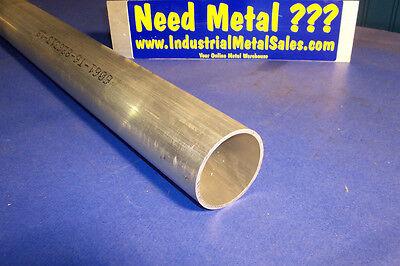 2-12 Od X 2 Id X 12 X 14 Wall 6061 Aluminum Round Tube--2.5od X .250