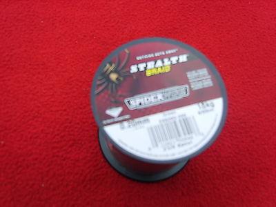 tresse spiderwire stealth vert foncé 600m--0.20mm-0.25mm