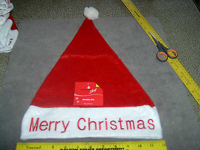 Novelty Christmas Hat Merry Christmas  (A-9) - Christmas Novelty Hats