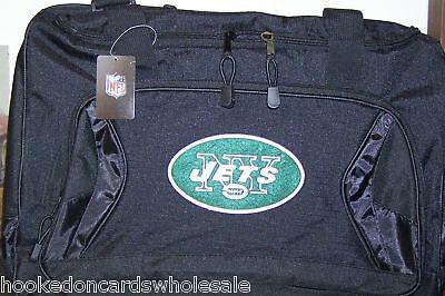 New York Jets NFL Team Duffel - Nfl Team Duffel Bag