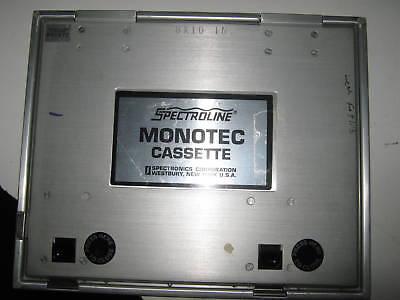 Spectroline Monotec Cassette 8 X 10 In