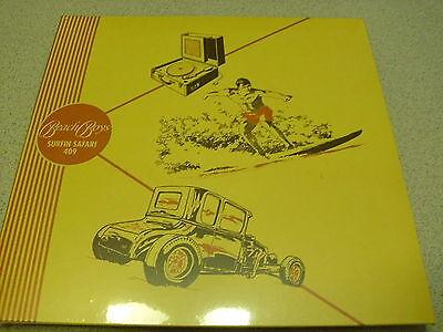 "Beach Boys - Surfin Safari - 10"" Vinyl //// Neu & OVP & Gatefold"