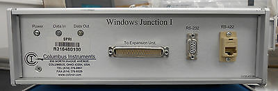 Columbus Instruments Windows Junction I 0100-0116 115 Vac