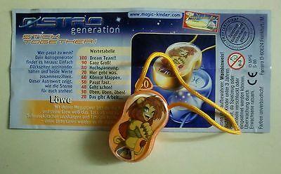 """""""Die Astro Generation"""" 2005 LÖWE, Lea mit BPZ DEUTSCH"""