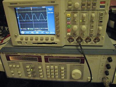 Rohde Schwarz Smy02 2ghz Synthesized Signal Generator