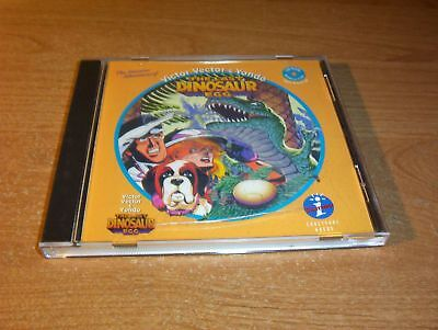 VICTOR VECTOR YONDO LAST DINOSAUR EGG GAME PC MAC CD