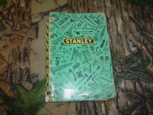Rare Collectible Stanley Hardware Catalog 61 Stanley Works New Britain CT