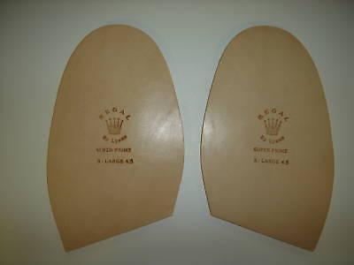 Leather Half Soles Regal Super Prime 4 5 X Large 1 Pair