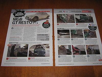 MGB GT article