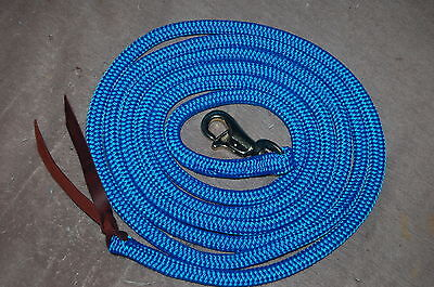 14' BLUE TRAINING YACHT ROPE LEAD FOR PARELLI METHOD