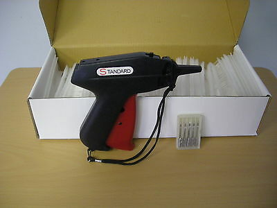 Regular Tagging Gun Kit 5000 1 Fastners 5 Pack Steel Needles Guarantee Qua