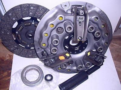 Fits Ford 3330 3400 3600 4000 4400 10 Spline Tractor Clutch Kit