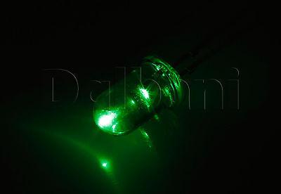 1000pcs 11-2110 High Brightness 5mm Green 2 Pin Led Led Light