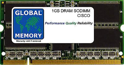 1 Go Dram sodimm ram pour Cisco 7600 routeurs SUP MOTEUR & RSP (mem-sip-200-1g)