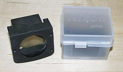 New Nikon Te2000 Inverted Microscope L100 Prism