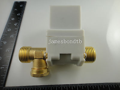 Electric Solenoid Valve For Water Air Nc 220v Ac 12 Normally Closed