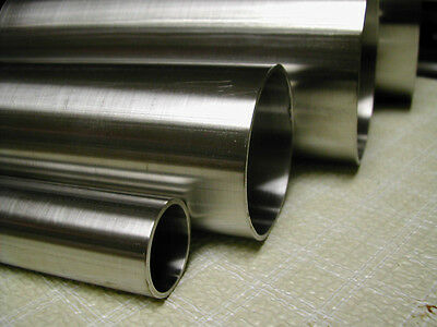 38 Od 0.035 Wall 8 Length Smls 316316l Stainless Round Tubing