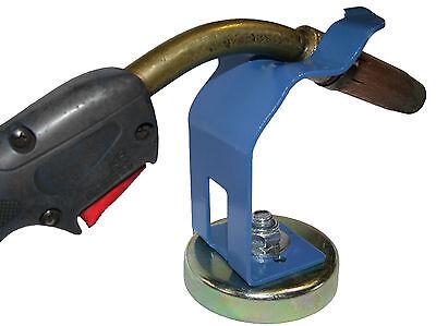 Magnet Magnethalter Schweißbrenner Schlauchpaket Halter MIG/MAG WIG Schweißer
