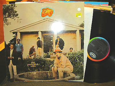 THE SERFS Early Bird Cafe LP 1969 CAPITOL 1st gatefold JIMI HENDRIX rare skao207