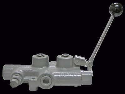 Prince Hydraulic Log Splitter Valve 25gpm Part Ls-3000-1