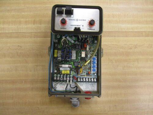 General Electric 6VFW2100A2 Motor Control