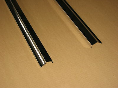 64 65 66 67 El Camino Bed Rails Pair with Clips