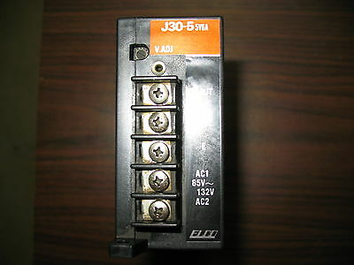Elco J30-5 Switching Power Supply 5 Vdc