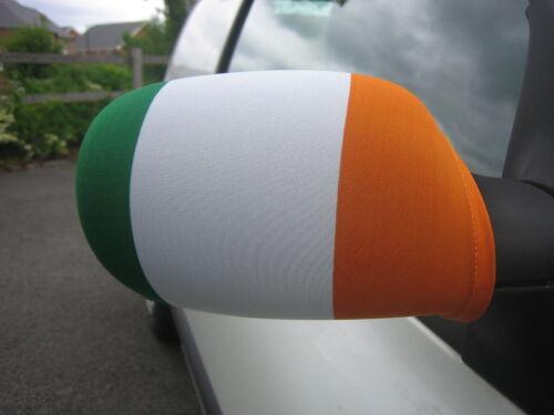 Irish Car Mirror Covers - Ireland Car Wing Mirror Covers - Eire