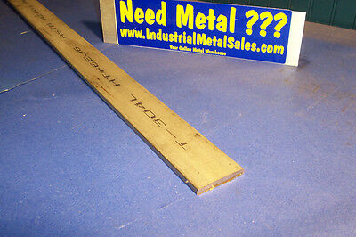 14 X 2 X 12-long 304 L Stainless Steel Flat Bar --304 Stainless .250 X 2