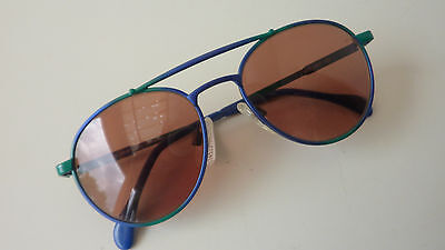 Jugend Marken Sonnenbrille Kids Sunglasses Pilotenform Metzler size K