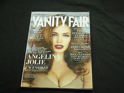 2008 JULY VANITY FAIR MAGAZINE - ANGELINA JOLIE - BEAUTIFUL COVER - D751