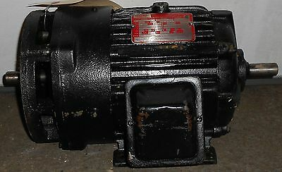 Lincoln Remanufactured Electric Motor 1.5 Hp 1145 Rpm 11512wt