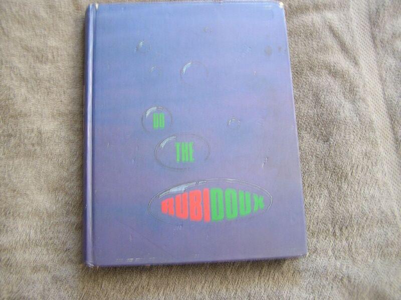 1998  Rubidoux High School Yearbook Riverside Calif