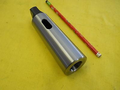 New 3 - 5 Morse Taper Adapter Sleeve Drill Lathe Mill Mt Tool Holder Poland Hard
