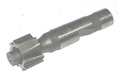 12 Woodruff Mill Milling Machine Keyway Cutter Taper Shank Tool Special Rare