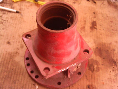 Bush Hog Base Mount Gearbox New Tractor 70572
