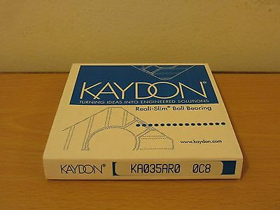 Kaydon Ka035ar0 Open Reali Slim Bearing Type A Angular Contact