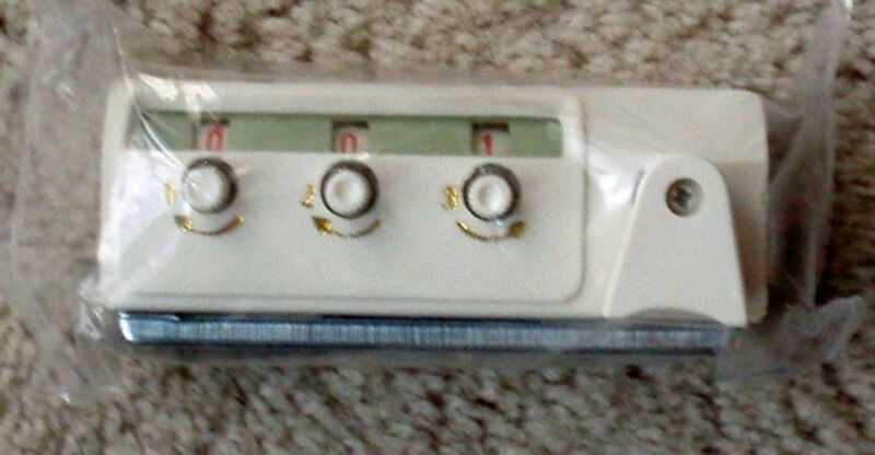 Brother Knitting Machine new Row Counter