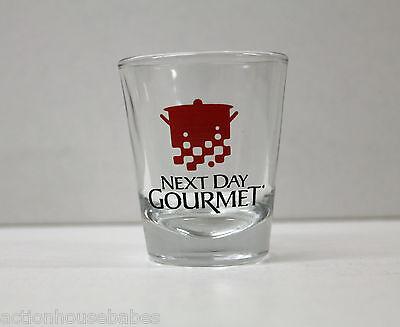 Shot Glass Next Day Gourmet