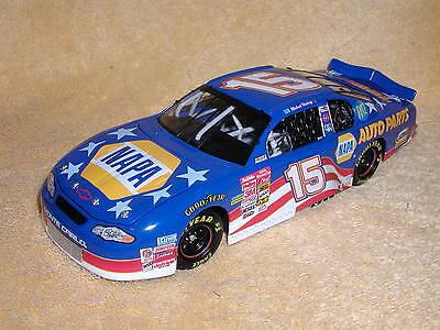Michael Waltrip Napa Auto Parts   Stars   Stripes   2001 Monte Carlo   1 24