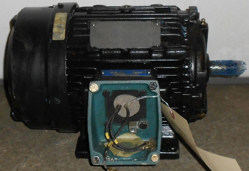Siemans Remanufactured Electric Motor 1 HP 1155 RPM 11511WT