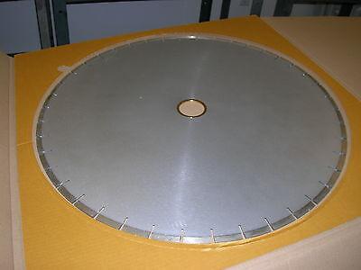 24 X 145 X 60mm Diamond Marble Blade Bridge Saw Not Silent Core