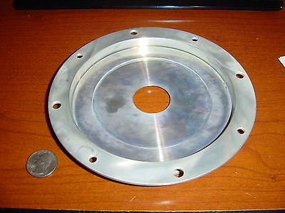 Military Seal Plate 100669-1 New Aluminum Disc 5342-01-142-5733 New Dixie Air