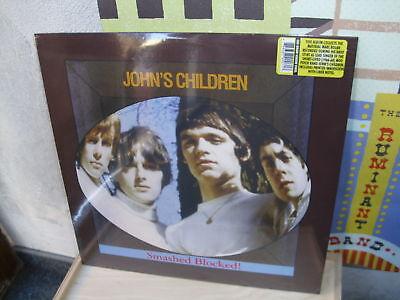 John´s Children - Smashed Blocked! - LP Vinyl /// Neu & OVP