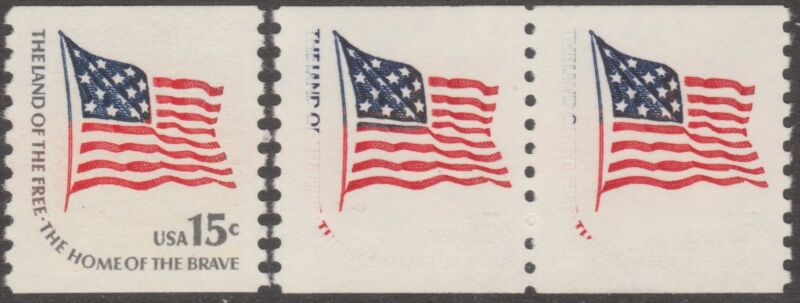 "#1618cf ""flag"" Pair Gray Omitted Color Error Bn5759"
