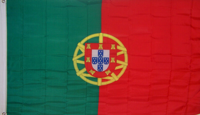 NEW BIG 2X3 FT PORTUGAL PORTUGEUSE BANNER FLAG better quality usa seller
