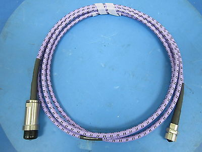 New Anritsu Gore Phaseflex Microwave Rf 7.0ghz Test Assembly 716 Cable