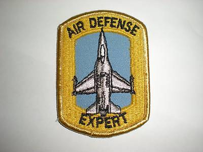 Usaf Aerospace Defense Cmd Expert F 16 Patch  Color