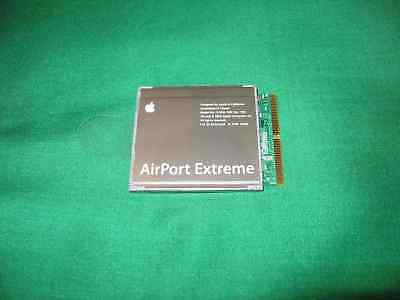 Apple Airport Extreme Card for Power Mac G5/iMac G5/A1026-EX condition